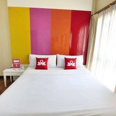 Отель Zen Rooms Ratchadaphisek Soi Sukruamkan Бангкок комната для гостей фото 3