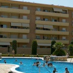 Отель PA Apartamentos Ses Illes Испания, Бланес - отзывы, цены и фото номеров - забронировать отель PA Apartamentos Ses Illes онлайн бассейн фото 3