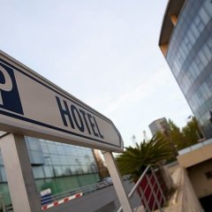 Отель Eurohotel Barcelona Gran Via Fira городской автобус