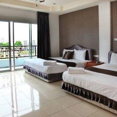 Arya Inn Pattaya Beach Hotel комната для гостей