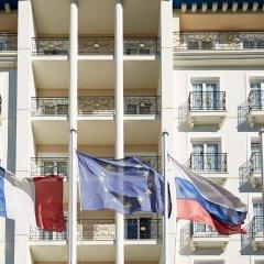 Отель Mediterranean Palace Салоники бассейн фото 3
