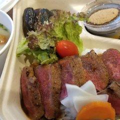 Отель Pension Musashi Минамиогуни питание фото 2