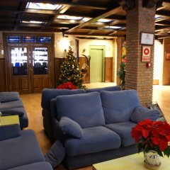 Hotel El Guerra интерьер отеля