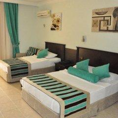 Отель Kleopatra Royal Palm Аланья комната для гостей фото 2