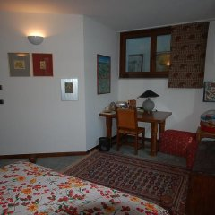 Отель Mon Reve Аоста удобства в номере