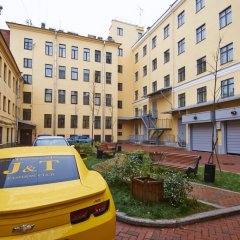 Апартаменты Apartment Anna na Fontanke Санкт-Петербург фото 4