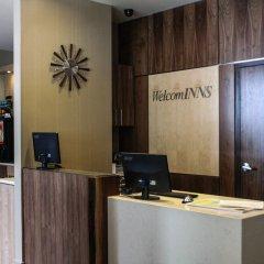 Отель WelcomINNS Ottawa Канада, Оттава - отзывы, цены и фото номеров - забронировать отель WelcomINNS Ottawa онлайн интерьер отеля