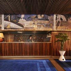 Отель The Maritime Hotel США, Нью-Йорк - отзывы, цены и фото номеров - забронировать отель The Maritime Hotel онлайн бассейн