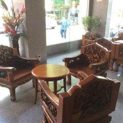 Отель Bangkok City Inn Бангкок гостиничный бар
