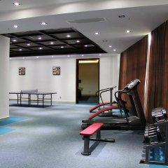 Отель Grand Metropark Bay Hotel Sanya Китай, Санья - отзывы, цены и фото номеров - забронировать отель Grand Metropark Bay Hotel Sanya онлайн фитнесс-зал