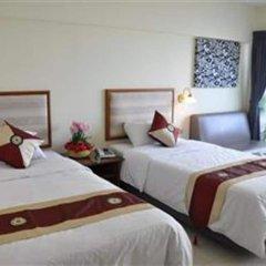Отель OYO 845 L.A.Tower Hotel Таиланд, Бангкок - отзывы, цены и фото номеров - забронировать отель OYO 845 L.A.Tower Hotel онлайн комната для гостей фото 3