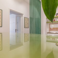 Апартаменты Gianicolense Green Apartment ванная