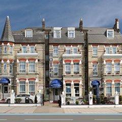 Отель Euro Hotel Clapham Великобритания, Лондон - отзывы, цены и фото номеров - забронировать отель Euro Hotel Clapham онлайн вид на фасад