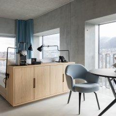 Placid Hotel Design & Lifestyle Zurich в номере