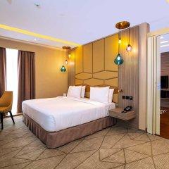 Отель Occidential Dubai Production City комната для гостей