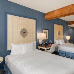 Argonaut Hotel - a Noble House Hotel сейф в номере