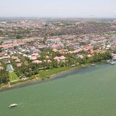 Отель Vinh Hung Emerald Resort Хойан спа