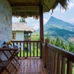 Отель Topas Ecolodge балкон