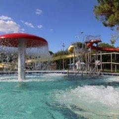 Отель Sporting Center Италия, Монтегротто-Терме - отзывы, цены и фото номеров - забронировать отель Sporting Center онлайн бассейн фото 3