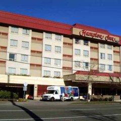 Отель Hampton Inn by Hilton Vancouver-Airport/Richmond Канада, Ричмонд - отзывы, цены и фото номеров - забронировать отель Hampton Inn by Hilton Vancouver-Airport/Richmond онлайн парковка