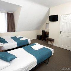 Отель King Solomon Hotel Великобритания, Лондон - 1 отзыв об отеле, цены и фото номеров - забронировать отель King Solomon Hotel онлайн комната для гостей фото 4