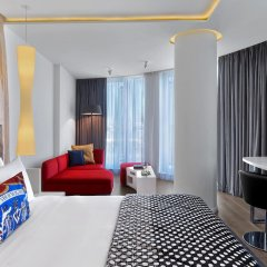 Отель W London Leicester Square комната для гостей фото 6