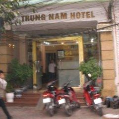 Trung Nam Hotel - Nguyen Truong To Ханой парковка
