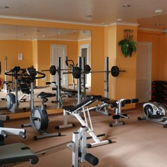 Гостиница Волна фитнесс-зал фото 4