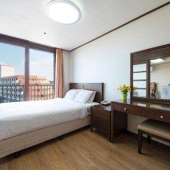 Отель Hyundai Soo Resort Sokcho комната для гостей фото 5