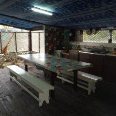 Отель Pension Rangiroa Plage гостиничный бар