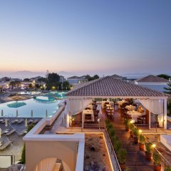 Отель Neptune Hotels Resort and Spa Греция, Калимнос - отзывы, цены и фото номеров - забронировать отель Neptune Hotels Resort and Spa онлайн бассейн фото 3