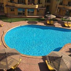 Отель Pool View Apart At British Resort 1334 бассейн