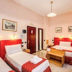 Отель Espana Рим комната для гостей