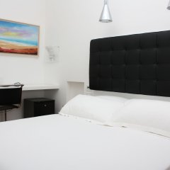Отель del Conte Италия, Фонди - отзывы, цены и фото номеров - забронировать отель del Conte онлайн комната для гостей фото 3
