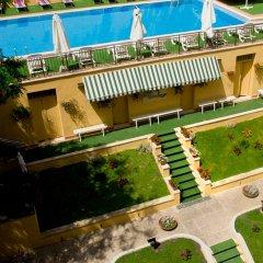 Hotel Alexander Palme Кьянчиано Терме фото 8