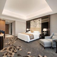 Отель Shenzhen Huaqiang Plaza Hotel Китай, Шэньчжэнь - 1 отзыв об отеле, цены и фото номеров - забронировать отель Shenzhen Huaqiang Plaza Hotel онлайн комната для гостей фото 2