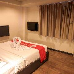 Отель Nida Rooms Yanawa Sathorn City Walk Бангкок комната для гостей фото 4