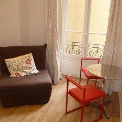 Hotel Victor Hugo комната для гостей