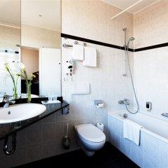 Hotel BIG MAMA Leipzig ванная