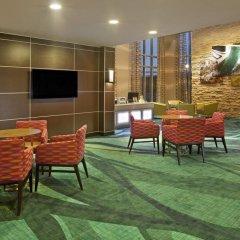 Отель Springhill Suites Minneapolis-St Paul Airpt/Mall Of America Блумингтон интерьер отеля