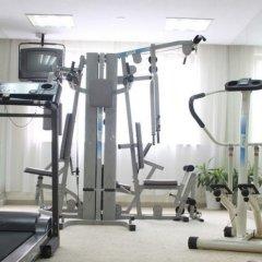 Suzhou Grand Garden hotel фитнесс-зал