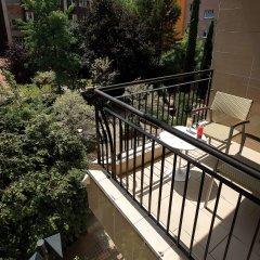 Adina Apartment Hotel Budapest балкон