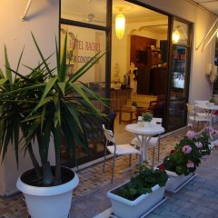 Отель Rachel Hotel Греция, Эгина - 1 отзыв об отеле, цены и фото номеров - забронировать отель Rachel Hotel онлайн интерьер отеля фото 2