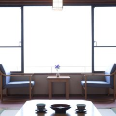 Отель Kyukamura Nanki-katsuura Начикатсуура удобства в номере