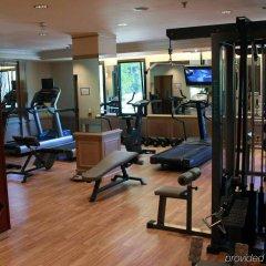 Отель Intercontinental Madrid Мадрид фитнесс-зал фото 2