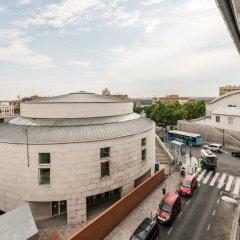 Отель Puerta De Toledo Испания, Мадрид - 9 отзывов об отеле, цены и фото номеров - забронировать отель Puerta De Toledo онлайн балкон