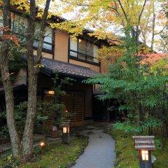 Отель Kurokawa Onsen Ryokan Wakaba Минамиогуни фото 6