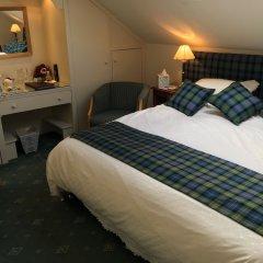 Отель Loaninghead Bed & Breakfast сейф в номере