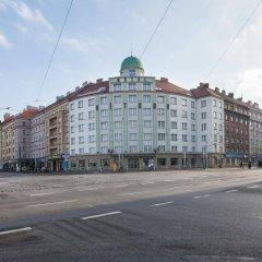 Novum Hotel Vitkov парковка