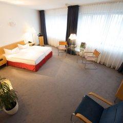 Отель Holiday Inn Berlin City-West 4* Стандартный номер с различными типами кроватей фото 2